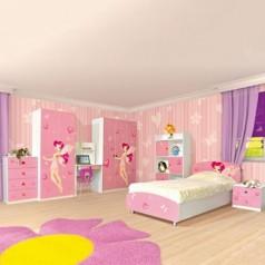 Спальні для дітей