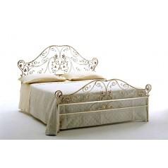 Ковані ліжка двоспальні